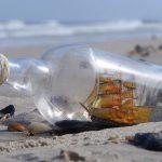 Корабль в бутылке: как засовывают, где купить