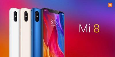 Xiaomi показала обалденный смартфон Mi 8