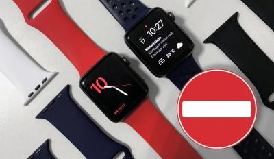 Не покупайте ремешки для Apple Watch на AliExpress
